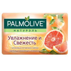 Палмолив Увлажнение и Свежесть мыло цитрусовыми экстрактами и кремом Palmolive 150 г