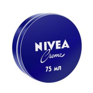 Нивея универсальный крем Увлажняющий, Nivea Creme 75 мл