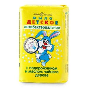 Невская косметика антибактериальное Мыло детское 90 г