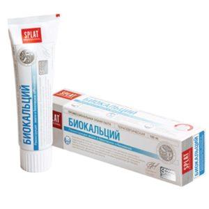 Сплат биокальций Зубная паста, 40 мл Splat
