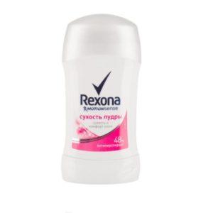 Рексона стик женский (Rexona) 40 мл - сухость пудры