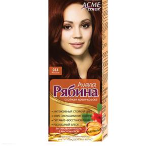 Acme Color Рябина Краска для волос Махагон тон 033