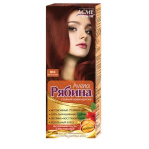 Acme Color Рябина Краска для волос Дикая вишня тон 034