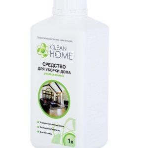 Клин Хом средство для уборки дома универсальное,CLEAN HOME 1л