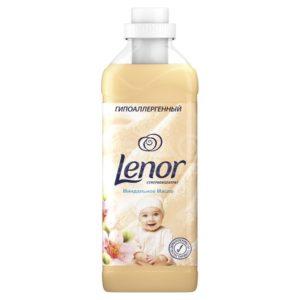 Ленор миндальное масло для чувствительной и детской кожи 1 л