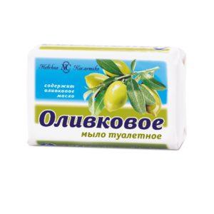 Мыло Оливковое Невская Косметика 90 г