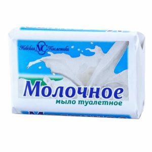 Невская КосметикаМолочное мыло туалетное 90 г