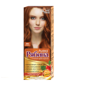 Acme Color Рябина Краска для волос Миндаль тон 583