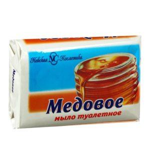 Невская Косметикатуалетное мыло Медовое, 90 г