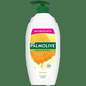 Гель крем Палмолив для душа Palmolive Питание Мед и увлажняющее молочко, 750 мл