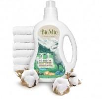 Жидкое средство BioMio Sensitive для стирки деликатных тканей без запаха, 1,5 л.