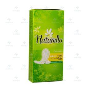 Ежедневки Натурелла Нормал (Naturella Normal Сamomile) 20 шт