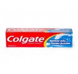 Colgate зубная паста Крепкие Зубы Свежее Дыхание - 100