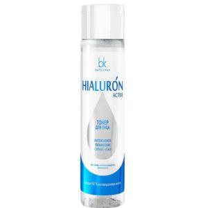 Тонер Белкосмекс для лица Hialuron Active увлажнение, сияние кожи,Belkosmex 200 мл