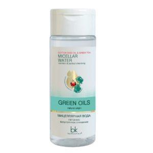 Belkosmex Мицеллярная вода питание безупречное очищение Белкосмекс GREEN OILS 150 мл